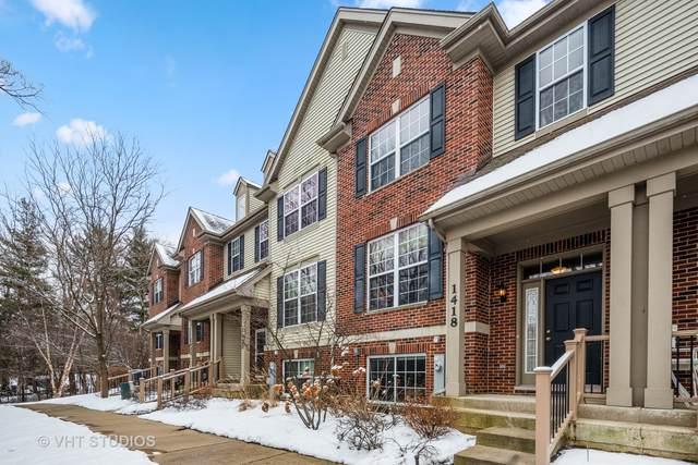 1418 Fairfield Avenue, Lombard, IL 60148 (MLS #10974716) :: Angela Walker Homes Real Estate Group