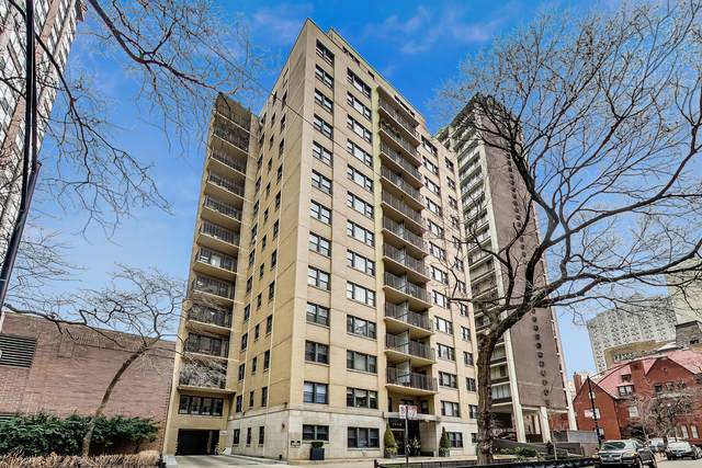 1350 N Astor Street 11A, Chicago, IL 60610 (MLS #10974735) :: The Wexler Group at Keller Williams Preferred Realty