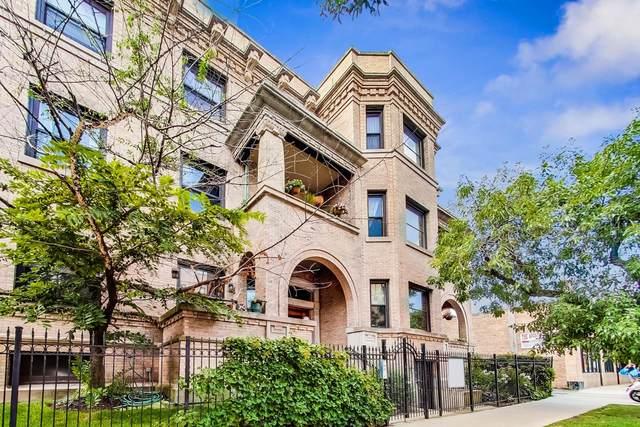 1353 W Wilson Avenue #3, Chicago, IL 60640 (MLS #10974747) :: Helen Oliveri Real Estate