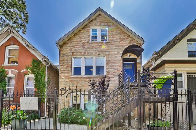 2335 W Moffat Street, Chicago, IL 60647 (MLS #10974762) :: Jacqui Miller Homes