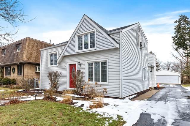 527 S Stewart Avenue, Lombard, IL 60148 (MLS #10974790) :: Schoon Family Group
