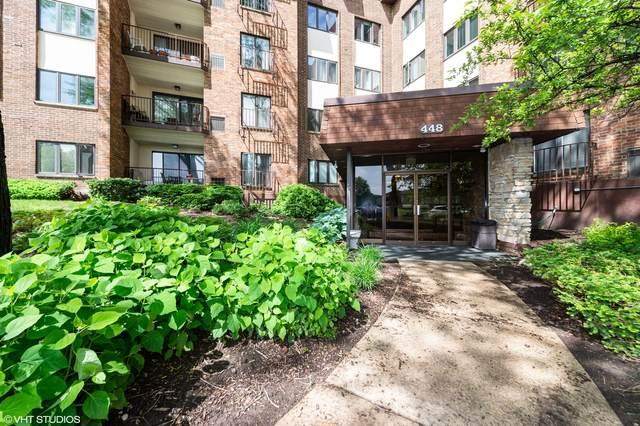 448 Raintree Court 1N, Glen Ellyn, IL 60137 (MLS #10974803) :: Helen Oliveri Real Estate