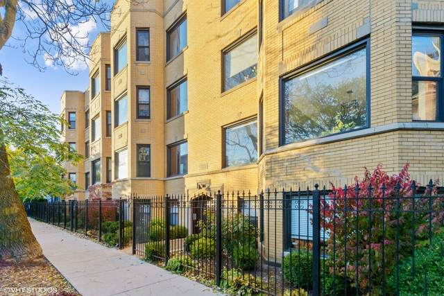 3102 W Lyndale Street 2B, Chicago, IL 60647 (MLS #10974807) :: Helen Oliveri Real Estate