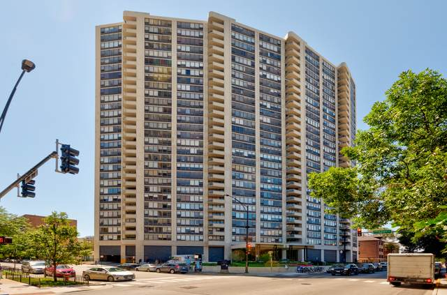 3930 N Pine Grove Avenue #503, Chicago, IL 60613 (MLS #10974818) :: Littlefield Group