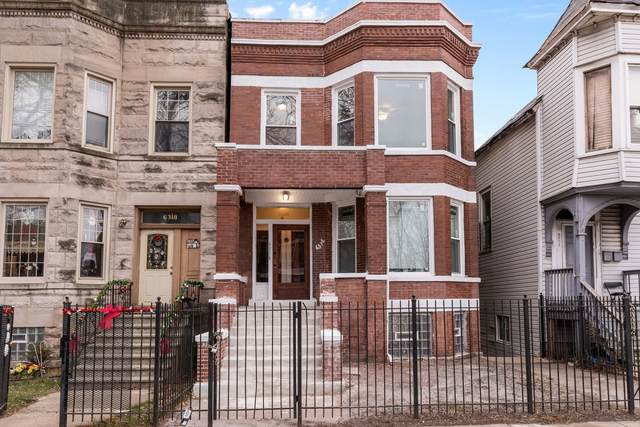 6316 S Saint Lawrence Avenue, Chicago, IL 60637 (MLS #10974830) :: O'Neil Property Group