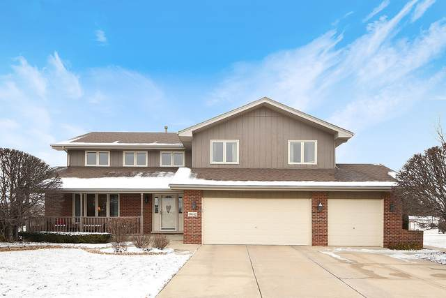 19642 Berrybrook Court, Tinley Park, IL 60487 (MLS #10974834) :: Schoon Family Group
