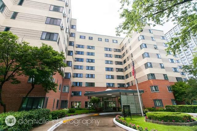 5048 N Marine Drive E5, Chicago, IL 60640 (MLS #10974859) :: Helen Oliveri Real Estate