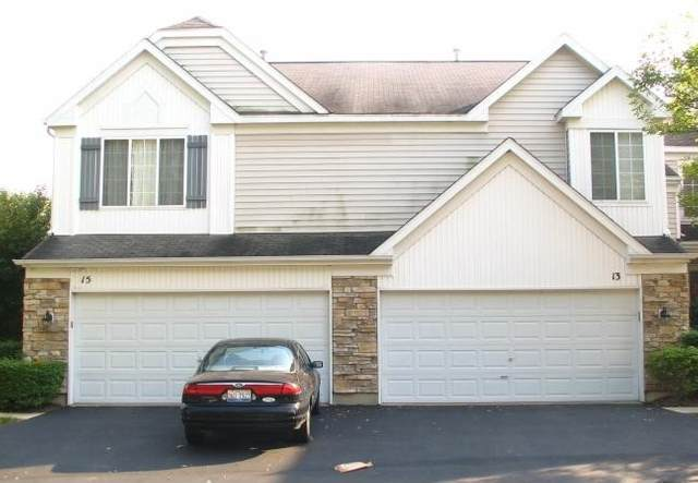 15 Cambridge Avenue, Streamwood, IL 60107 (MLS #10974861) :: Janet Jurich