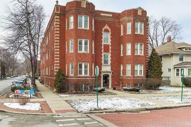 845 S Humphrey Avenue #3, Oak Park, IL 60304 (MLS #10974873) :: Angela Walker Homes Real Estate Group