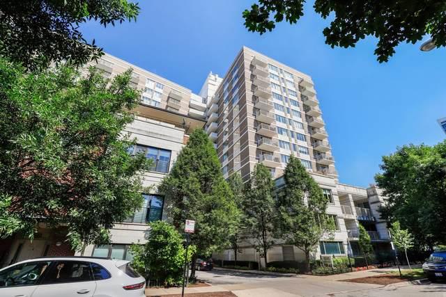 1515 S Prairie Avenue #815, Chicago, IL 60605 (MLS #10974891) :: Helen Oliveri Real Estate