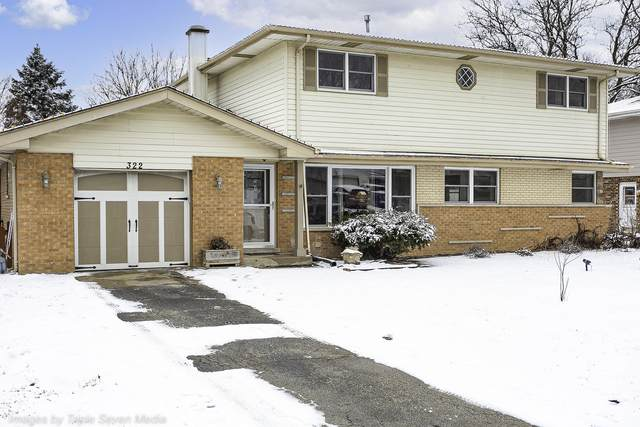 322 Michigan Road, Frankfort, IL 60423 (MLS #10974938) :: Ryan Dallas Real Estate