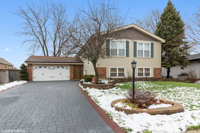 7417 W Hickory Creek Drive, Frankfort, IL 60423 (MLS #10974944) :: Ryan Dallas Real Estate