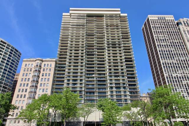 1212 N Lake Shore Drive 27AS, Chicago, IL 60610 (MLS #10974945) :: Ryan Dallas Real Estate