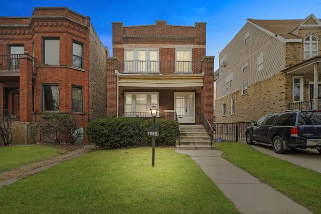 7050 S Prairie Avenue, Chicago, IL 60637 (MLS #10974946) :: Ryan Dallas Real Estate