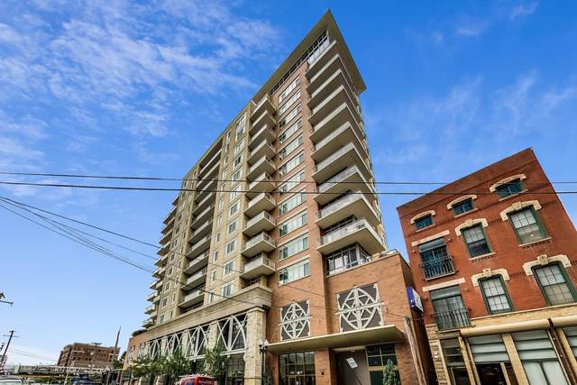 230 W Division Street #1106, Chicago, IL 60610 (MLS #10974954) :: Ryan Dallas Real Estate