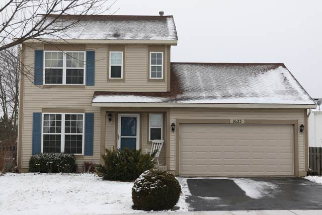 1623 Kimberly Lane, Romeoville, IL 60446 (MLS #10974957) :: The Wexler Group at Keller Williams Preferred Realty