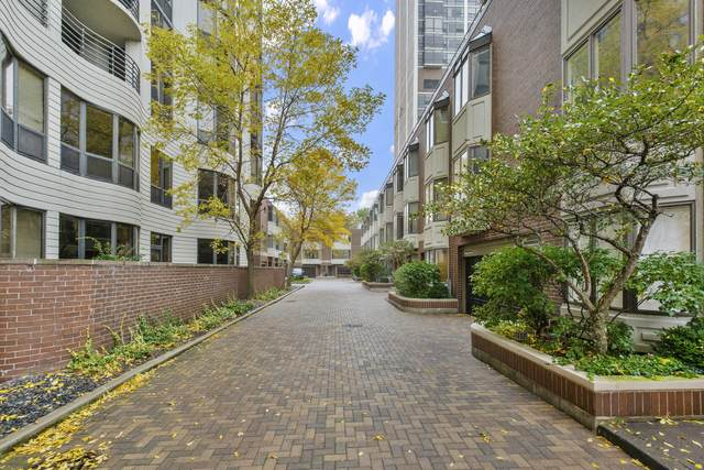 1740 N Clark Street #1724, Chicago, IL 60614 (MLS #10974962) :: Ryan Dallas Real Estate