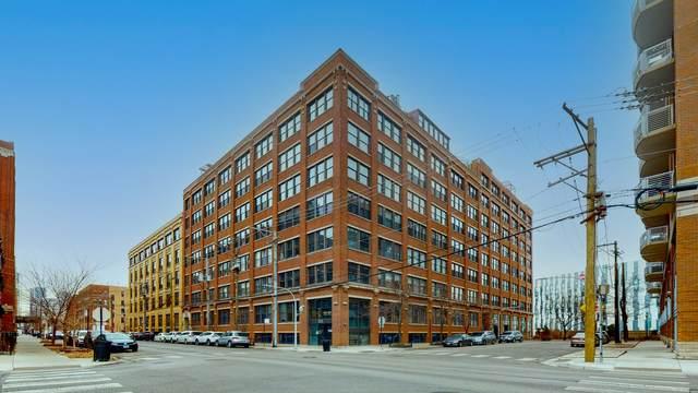 913 W Van Buren Street 5G, Chicago, IL 60607 (MLS #10974979) :: RE/MAX IMPACT