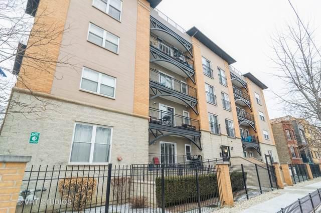 2720 W Cortland Street #104, Chicago, IL 60647 (MLS #10974982) :: Touchstone Group