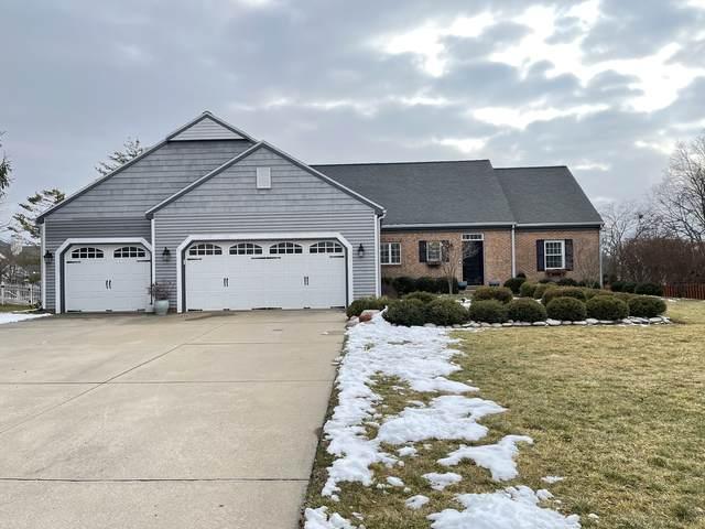 3203 Brennan Lane, Bloomington, IL 61704 (MLS #10974994) :: Jacqui Miller Homes