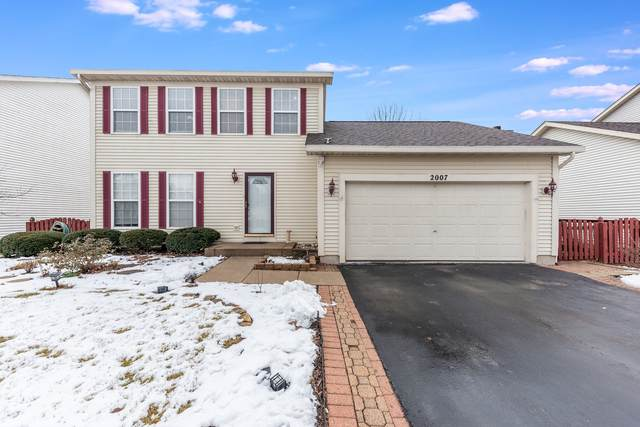 2007 Tuscany Lane, Romeoville, IL 60446 (MLS #10975008) :: RE/MAX IMPACT
