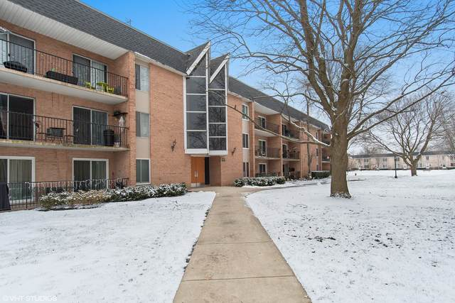 1052 N Mill Street #208, Naperville, IL 60563 (MLS #10975024) :: The Wexler Group at Keller Williams Preferred Realty