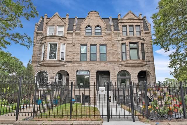 4458 S Berkeley Avenue, Chicago, IL 60653 (MLS #10975035) :: RE/MAX IMPACT