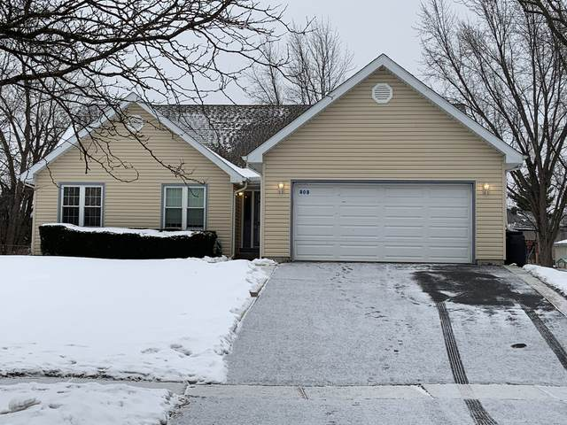805 Francine Drive, Bartlett, IL 60103 (MLS #10975037) :: Janet Jurich