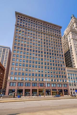 330 S Michigan Avenue #1611, Chicago, IL 60604 (MLS #10975049) :: RE/MAX IMPACT