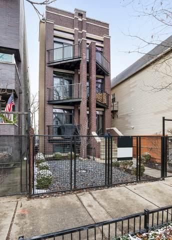 1720 N Talman Avenue #3, Chicago, IL 60647 (MLS #10975074) :: RE/MAX IMPACT