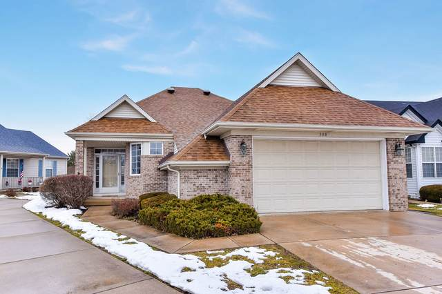308 Fairwind Court, Montgomery, IL 60538 (MLS #10975097) :: Suburban Life Realty