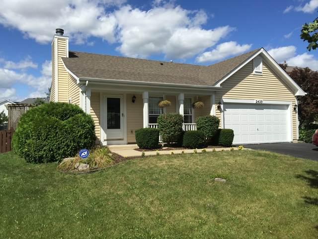 2423 Durango Lane, Naperville, IL 60564 (MLS #10975115) :: Helen Oliveri Real Estate