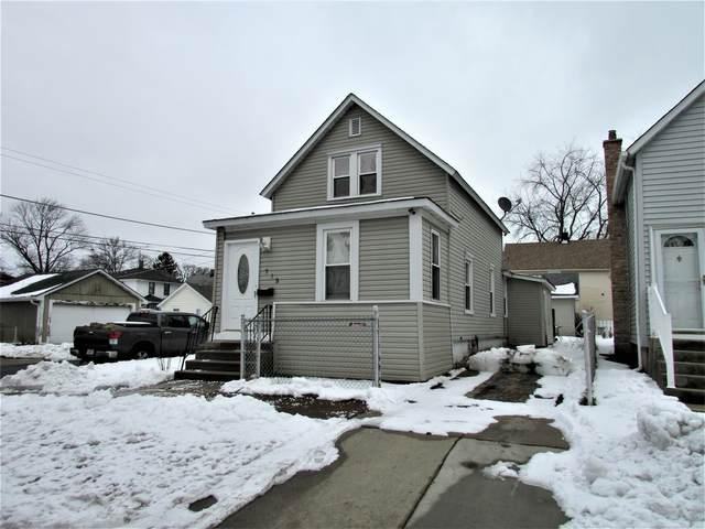713 Chestnut Street, Waukegan, IL 60085 (MLS #10975158) :: Ani Real Estate