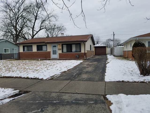1380 Forest Place, Calumet City, IL 60409 (MLS #10975164) :: Schoon Family Group
