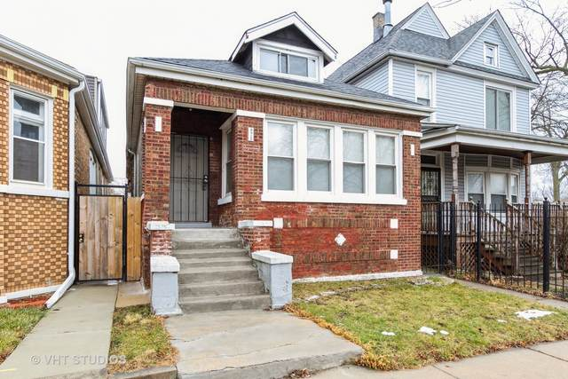 8453 S Aberdeen Street, Chicago, IL 60620 (MLS #10975165) :: Schoon Family Group