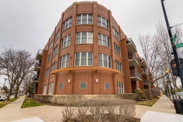 8200 Lincoln Avenue #302, Skokie, IL 60077 (MLS #10975174) :: Jacqui Miller Homes