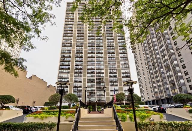 5733 N Sheridan Road 26A, Chicago, IL 60660 (MLS #10975182) :: Helen Oliveri Real Estate