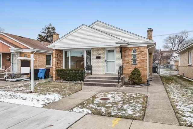 7330 N Ottawa Avenue, Chicago, IL 60631 (MLS #10975203) :: Janet Jurich