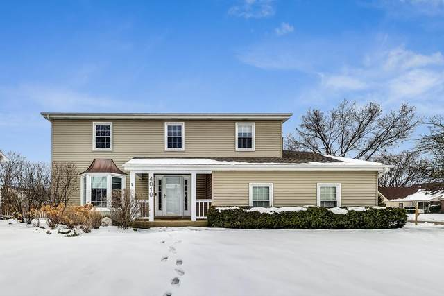 4010 Radcliffe Drive, Northbrook, IL 60062 (MLS #10975213) :: Helen Oliveri Real Estate