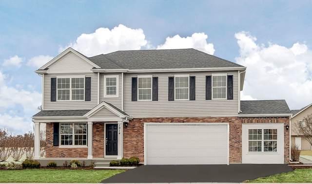 3323 Winterberry Drive, Joliet, IL 60431 (MLS #10975225) :: Littlefield Group