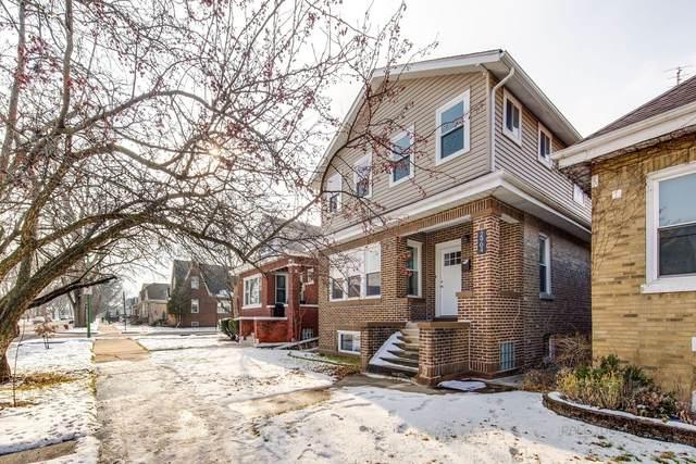 2904 N Nagle Avenue, Chicago, IL 60634 (MLS #10975230) :: Ani Real Estate