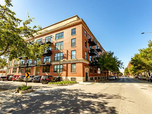 3500 S Sangamon Street #303, Chicago, IL 60609 (MLS #10975251) :: Helen Oliveri Real Estate