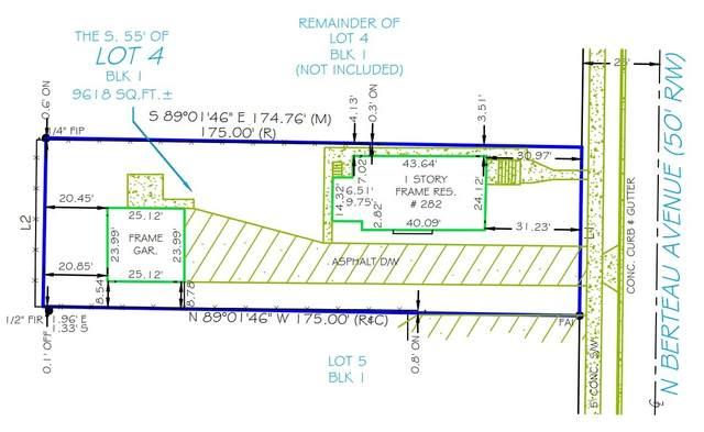 282 N Berteau Avenue, Elmhurst, IL 60126 (MLS #10975261) :: The Wexler Group at Keller Williams Preferred Realty