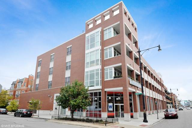 1611 N Hermitage Avenue #202, Chicago, IL 60622 (MLS #10975273) :: The Wexler Group at Keller Williams Preferred Realty