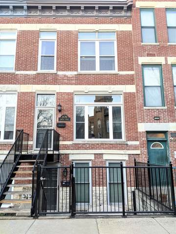 2170 W Bowler Street, Chicago, IL 60612 (MLS #10975293) :: The Wexler Group at Keller Williams Preferred Realty