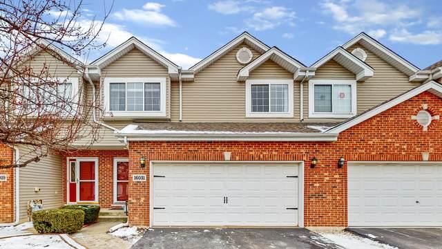 16031 Golfview Drive, Lockport, IL 60441 (MLS #10975322) :: Ani Real Estate