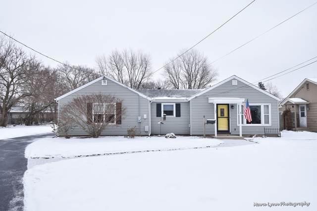 122 S Van Buren Street, Batavia, IL 60510 (MLS #10975360) :: Schoon Family Group