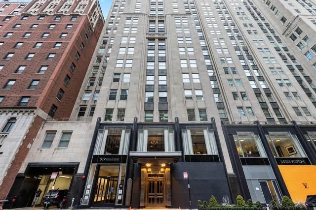 159 E Walton Place 6F, Chicago, IL 60611 (MLS #10975363) :: Helen Oliveri Real Estate