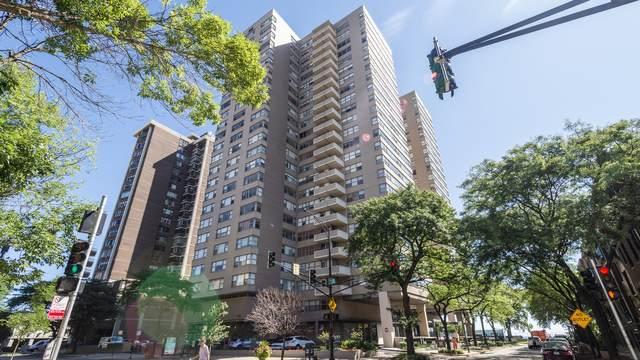 6301 N Sheridan Road 3P, Chicago, IL 60660 (MLS #10975392) :: Helen Oliveri Real Estate