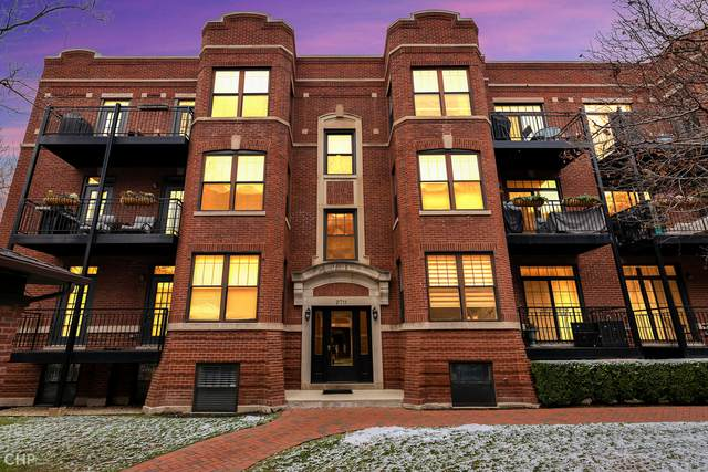 2711 N Mildred Avenue G, Chicago, IL 60614 (MLS #10975398) :: The Wexler Group at Keller Williams Preferred Realty